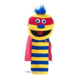 The Puppet Company handpop Sockette Zap