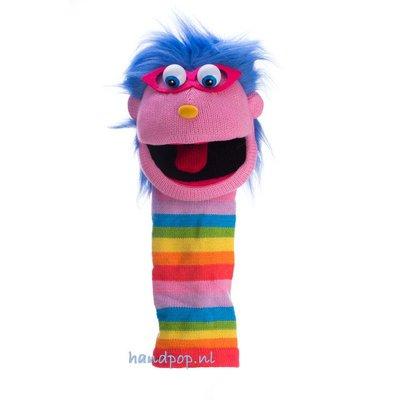 The Puppet Company handpop Sockette Gloria