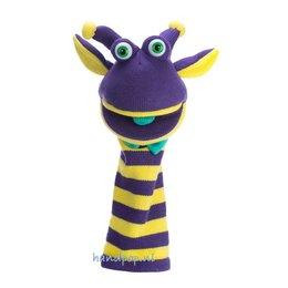 The Puppet Company handpop Sockette Rupert
