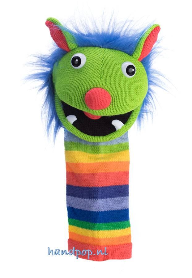 The Puppet Company Rainbow Sockettes