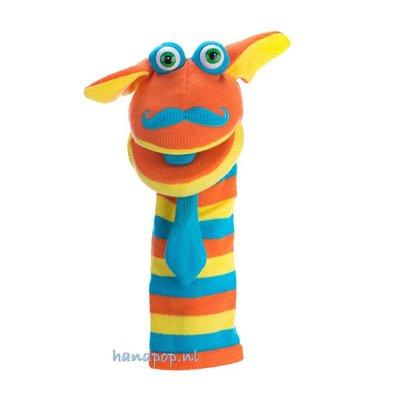 The Puppet Company handpop Sockette Mango