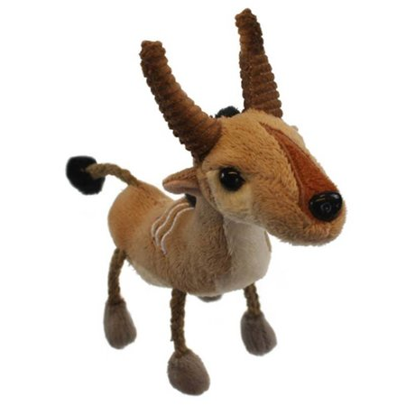 The Puppet Company vingerpopje antilope