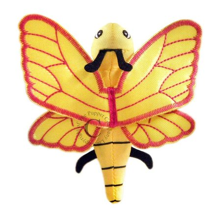 The Puppet Company vingerpopje vlinder