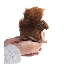Folkmanis eekhoorn vingerpopje