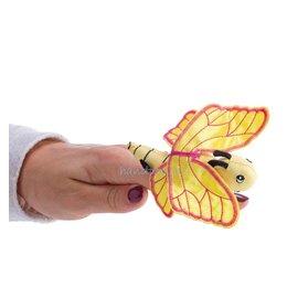 The Puppet Company vlinder vingerpopje