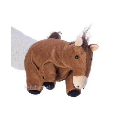 Beleduc handpop paard