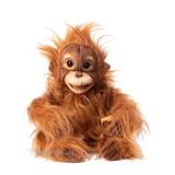 Folkmanis handpop aap oerang oetan baby