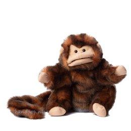 Folkmanis handpop aap slingeraap