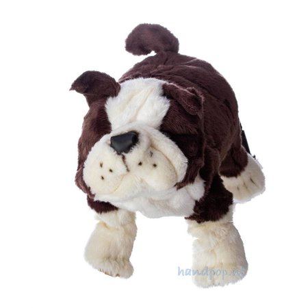 Folkmanis Engelse Bulldog