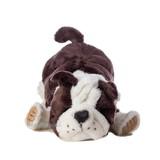 Folkmanis handpop hond Engelse bulldog