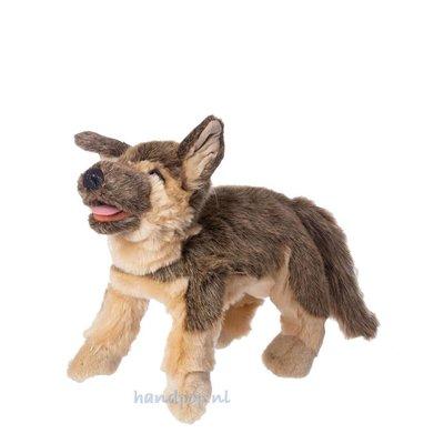 Folkmanis handpop hond Duitse herder pup