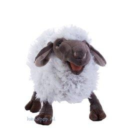 Folkmanis handpop schaap zwart