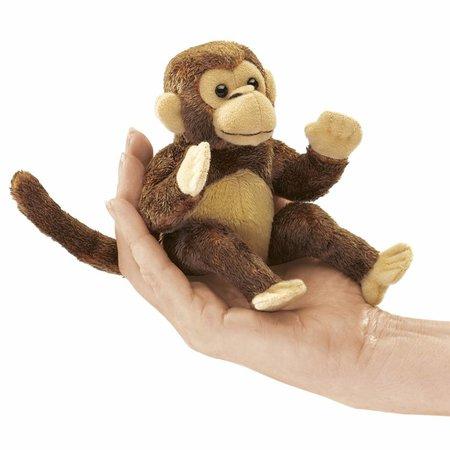 Folkmanis vingerpopje aap