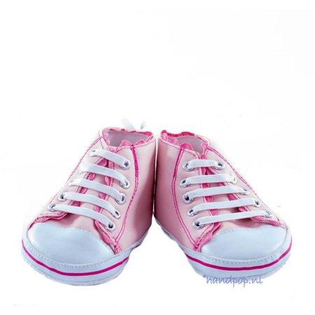 Living Puppets Roze schoenen voor grote menspop