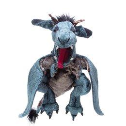 Folkmanis handpop draak (Sky dragon)