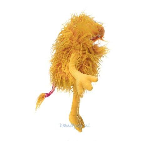 Living Puppets Niggels, het gele monstertje