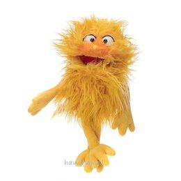 Living Puppets handpop Niggels, geel