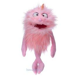 Living Puppets handpop Bonsche roze