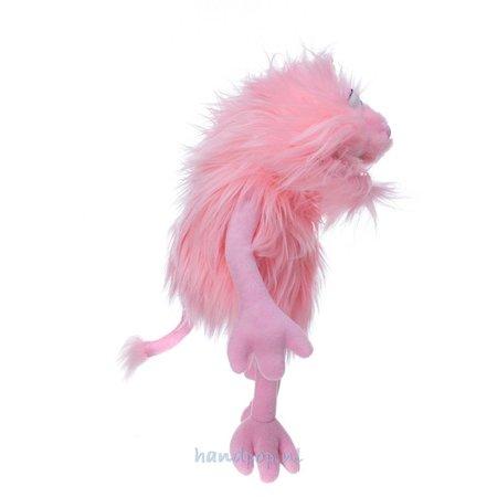 Living Puppets Bonsche, het roze monstertje