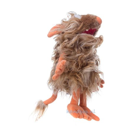 Living Puppets Flausi, het bruine monstertje