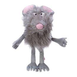 Living Puppets handpop Tüddel, grijs