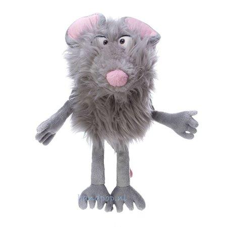 Living Puppets Tüddel, het grijze monstertje