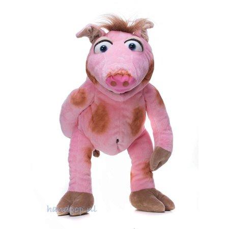 Living Puppets Stulle het varken