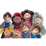 Menspoppen Living Puppets