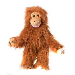 The Puppet Company handpop aap oerang oetan medium