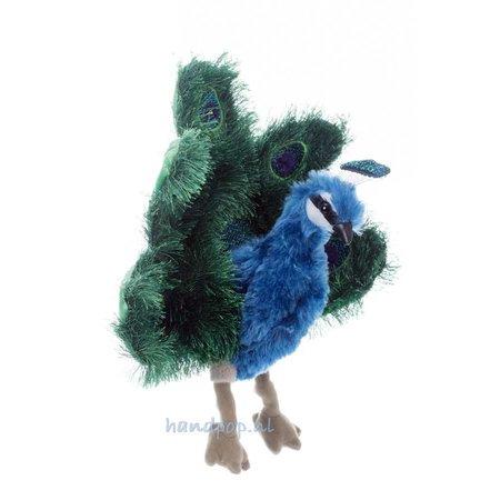 Folkmanis kleine Pauw