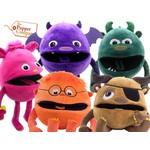 De babymonsters van The Puppet Company; monsterlijk leuk