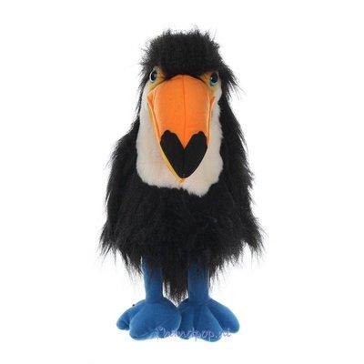 The Puppet Company handpop toekan gele snavel