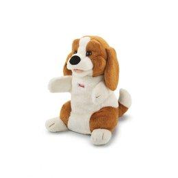 Trudi handpop hond beagle