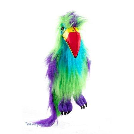 The Puppet Company handpop neushoornvogel