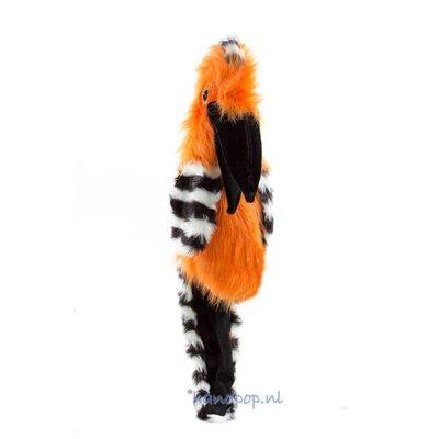 The Puppet Company handpop hop vogel