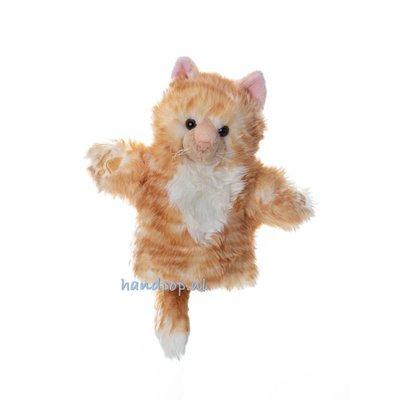 The Puppet Company handpop kat car pet