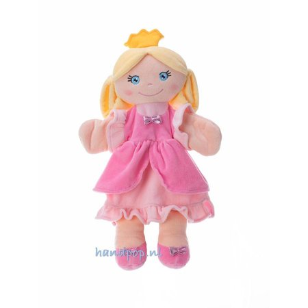 Trudi prinses rag doll