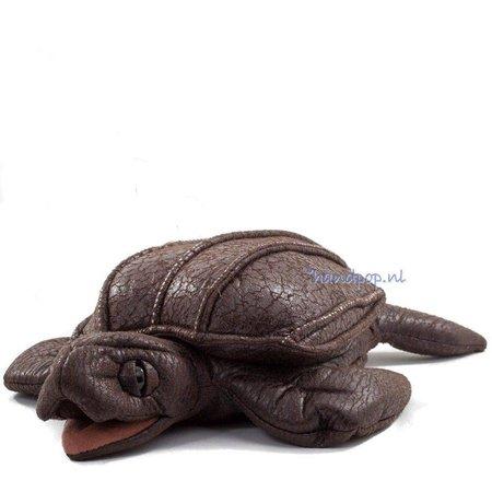Folkmanis Lederschildpad