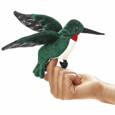 Folkmanis kolibri vingerpopje