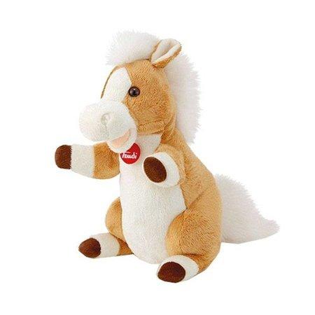 Trudi handpop paard