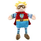The Puppet Company poppenkastpop superheld blauw