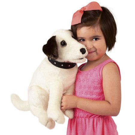 Folkmanis Zittende terrier