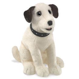 Folkmanis handpop hond terriër
