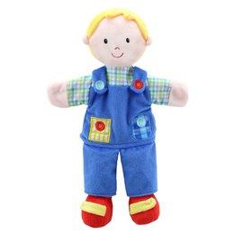 The Puppet Company poppenkastpop jongen licht