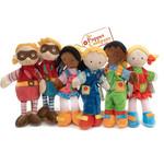 De gezellige en kleurrijke poppenkastpoppen van The Puppet Company