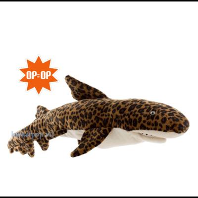 Folkmanis handpop haai luipaardhaai