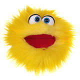 Living Puppets handpop Kletskop Potatoes geel (Quatschkoppe)