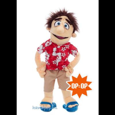 Living Puppets handpop Mr. Monday 70 cm