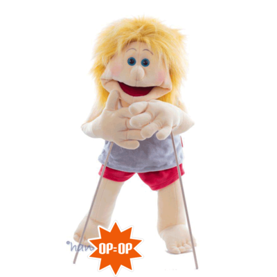 Living Puppets handpop Torben 65 cm