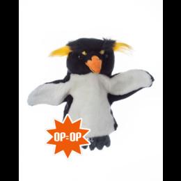 The Puppet Company handpop pinguin car pet